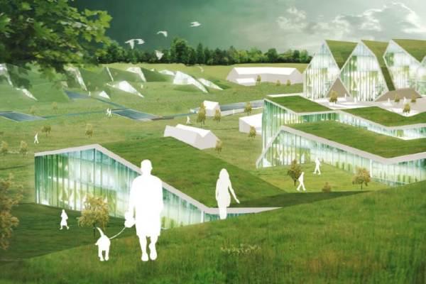 Инновационный «зеленый» проект Oslo Water Park в Норвегии от Fantastic Norway