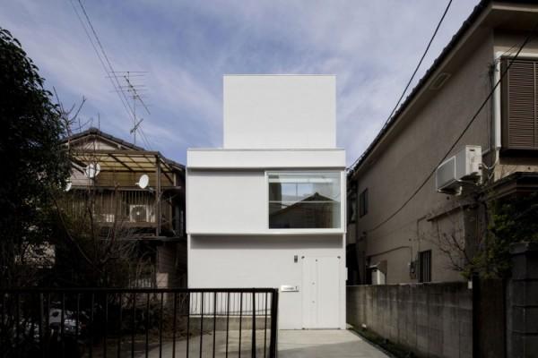 Outdoors indoors house японский жилой дом для