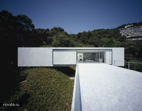 Частная вилла PLUS House в Японии