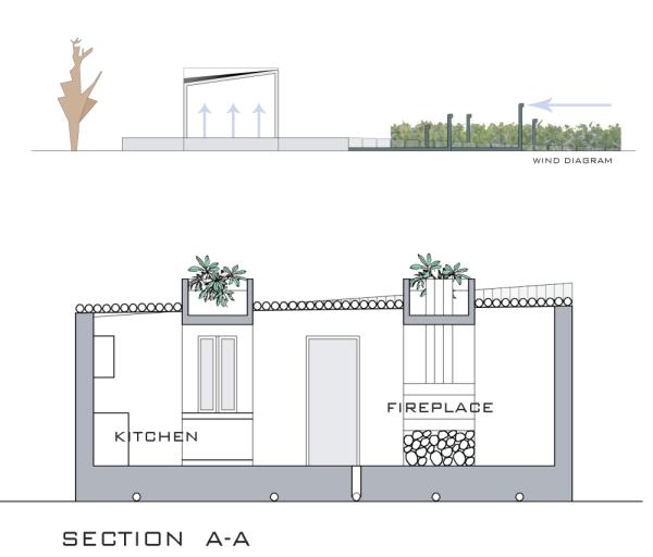 Вилла Pipe Cottage от Barsav concept & construction