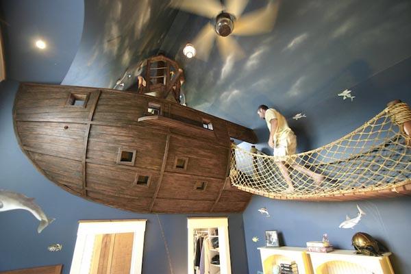 Pirate Ship – детская от Стива Кула (Steve Kuhl)