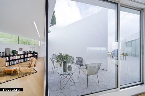 Жилой дом Pitman Dowell Residence от Michael Maltzan Architecture возле Лос-Анджелеса