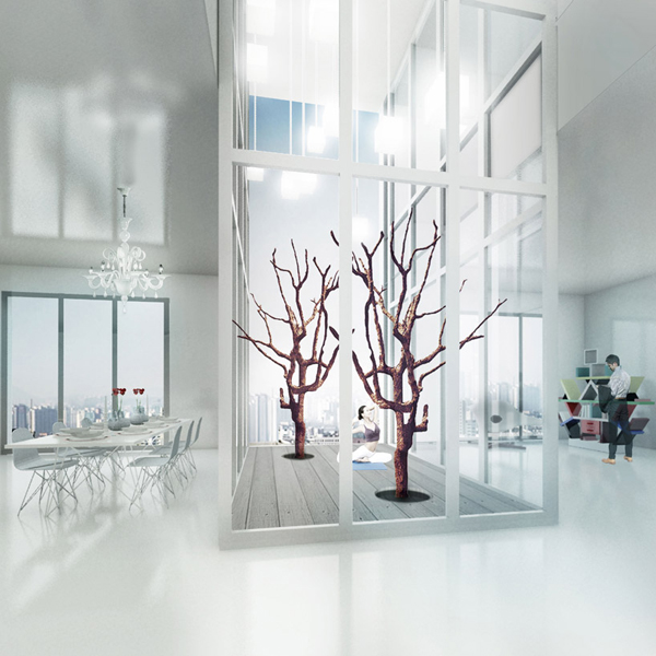 Pixelated Towers – проект небоскребов в Сеуле (Корея) от MVRDV