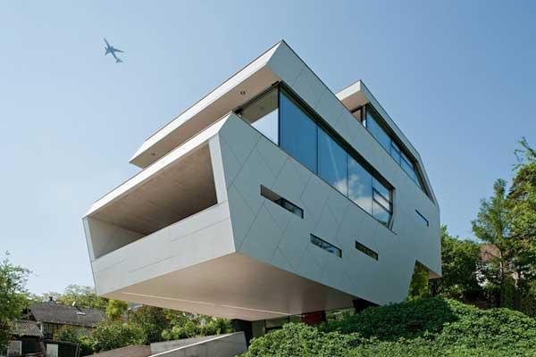 Частный дом Plak Residence от Propeller Z