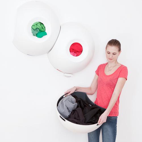 Система хранения белья от Элен Штейнер (Helene Steiner)