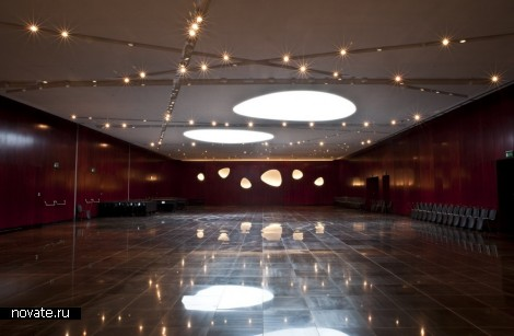 Porta Fira Towers от Toyo Ito AA + b720 Arquitectos в Испании