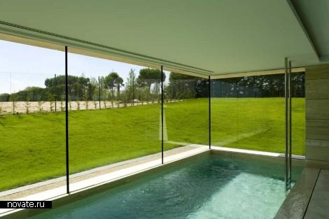 Жилой дом Pozuelo de Alarcon (Испания)