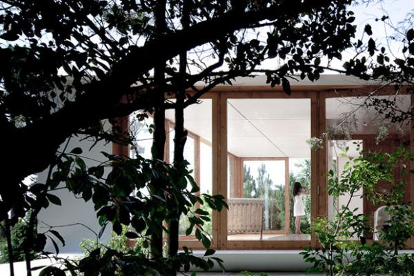 MIMA – сборный «японский» дом от Mima Architect