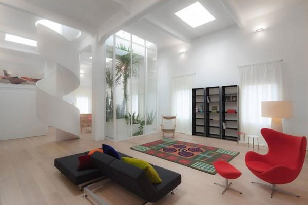 Private House – реконструкция промышленного здания от BoA Studio Architetti