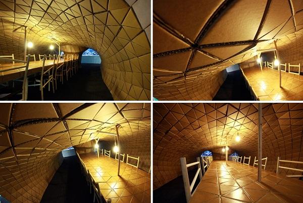Pupa – картонная «пещера» от Lazerian
