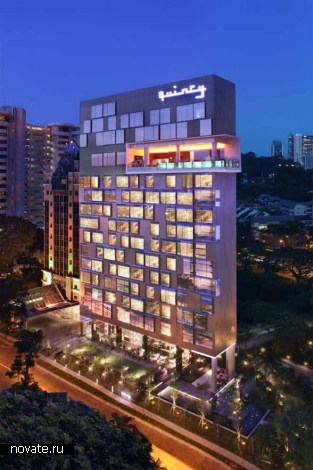Бутик-отель Quincy Hotel от ONG&ONG Pte Ltd в Сингапуре