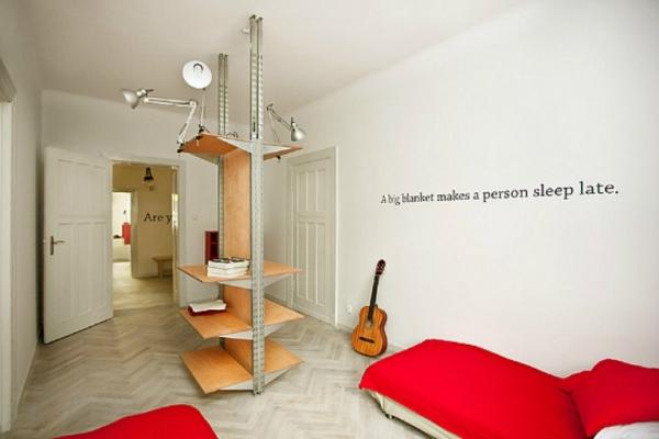 Интерьеры квартиры Quotel от mode:lina в Познани (Польша)