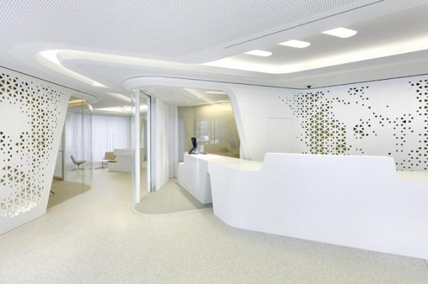 Филиал Райффайзен Банка в Цюрихе от NAU