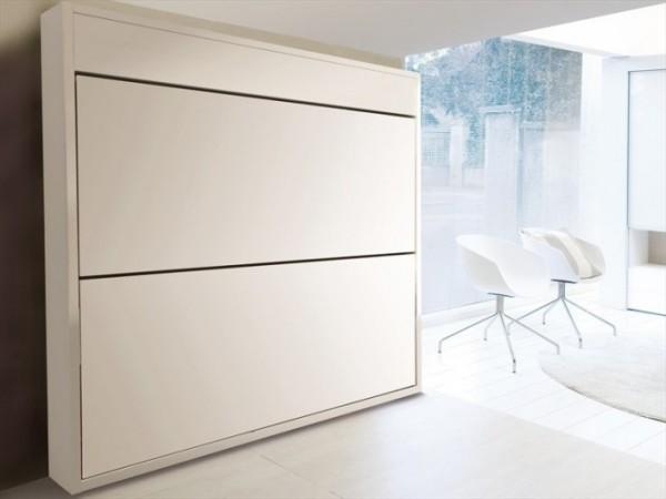 Двухэтажная кровать-трасформер от Resource Furniture