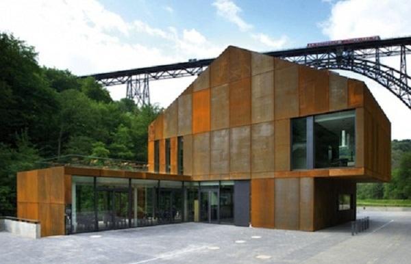 Кафе-ресторан Restaurant du pont de Mungsten от Pool2