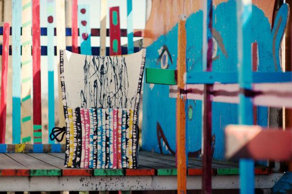 Коллекция стульев Rough and Ready от Vanja Bazdulj