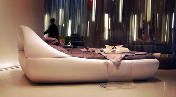 SLEEPY - органическая кровать от Tonin CASA