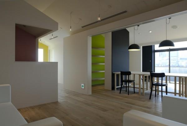 Saijo Clinic - креативный дизайн психиатрической клиники в Японии