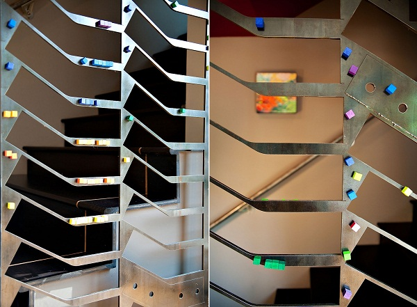 Schonberg Residence – креативное жилое пространство над гаражом традиционного дома