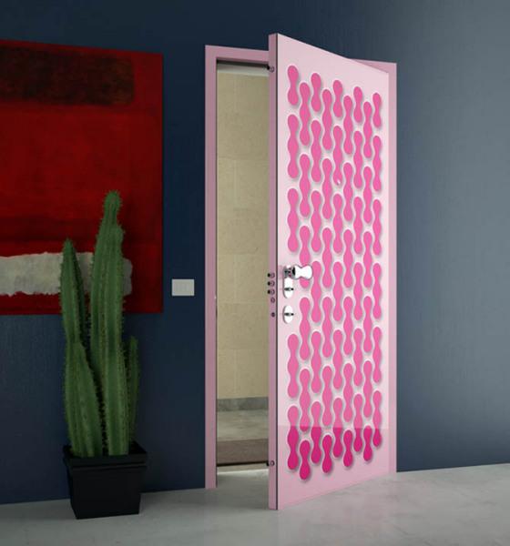 Коллекция дверей Sensunels от Карима Рашида (Karim Rashid)