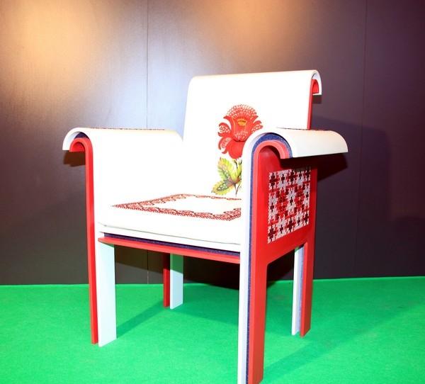 Коллекция мебели из кориана от украинского дизайнера Ярослава Галанта (Yaroslav Galant)
