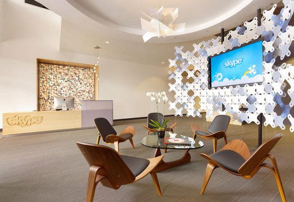 Североамериканская штаб-квартира компании Skype