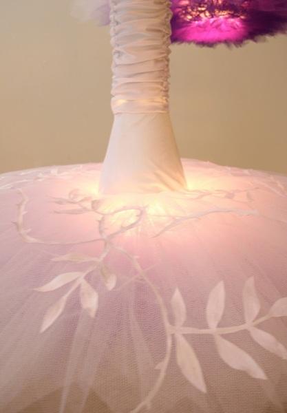 Потолочный светильник Sleeping beauty от Neffa