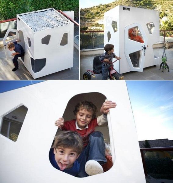 Детские домики от SmartPlayhouse