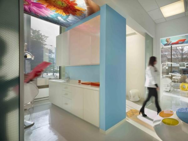 Стоматологический кабинет от Antonio Sofan Architect LEED AP