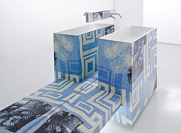 Touch - линия оборудования для ванных комнат от Snaidero USA