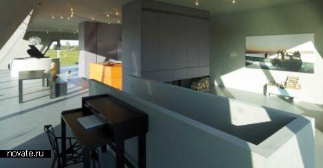 Жилой дом Sodae House в Голландии