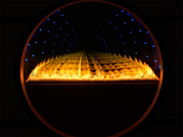 Газовый камин Solaris от Heat&Glo