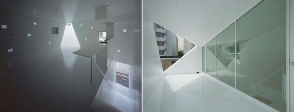 Жилой дом Sorte от A.L.X. office в Японии