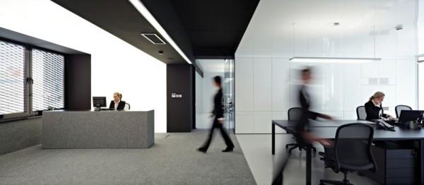 Новая штаб-квартира компании Spectator Group в Загребе (Хорватия)