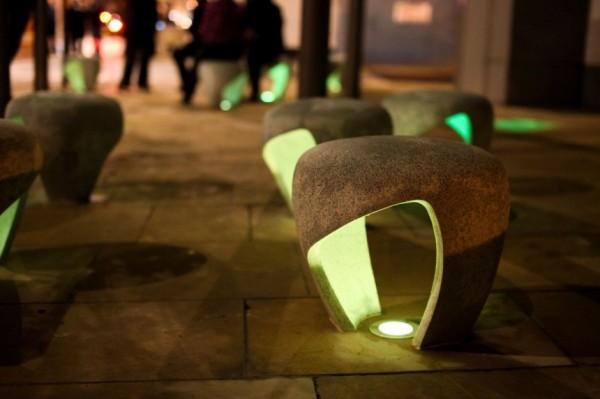Уличные сидений Streetwalk от Чарли Дэвидсона (Charlie Davidson)