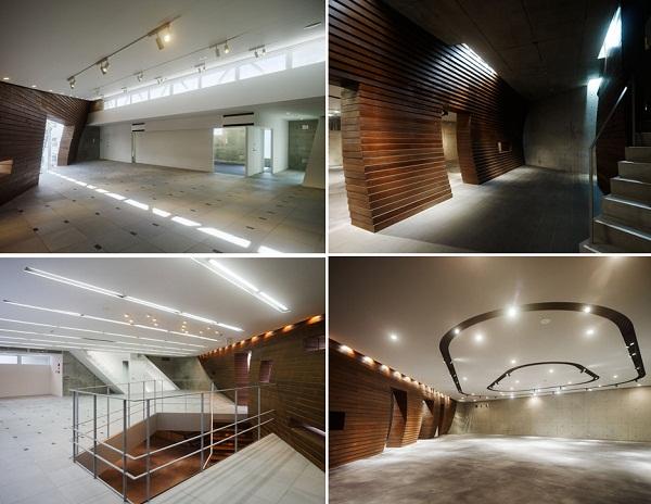 Sunwell Muse - штаб-квартира компании Sunwell в Японии