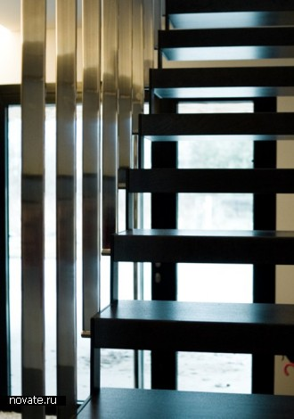 Проект расширения дома от Arhitektid Muru & Pere в Эстонии