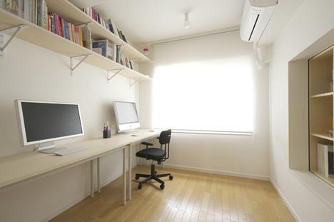 Как без перепланировки «раздвинуть стены» в небольшой квартире. Проект интерьера Switch от Юко Шибата  (Yuko Shibata)