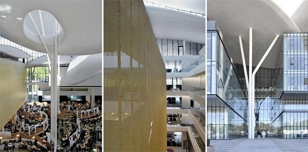 Tbilisi Public Service Hall – проект государственного учреждения в Тбилиси от итальянских архитекторов