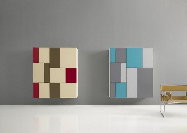 Полки Tetris от DIOTTI A and F