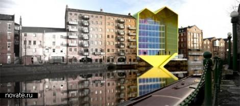Проект The Calls от P+HS Architects в Великобритании