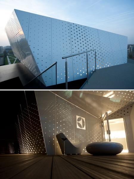 Cube by Electrolux- портативный ресторан-путешественник от Park Associati