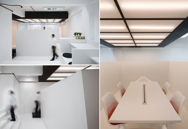 Офис Thin Office от Studio SKLIM