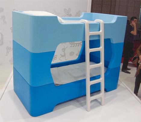 Toddler Tower – детская мебель-конструктор от Марка Ньюсона (Marc Newson)