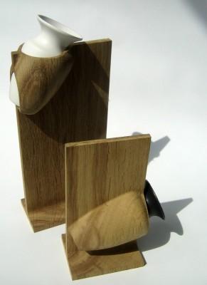 Нескучная английская элегантность. Коллекция ваз Trapped от Эндрю Бомонта (Andrew Beaumont)