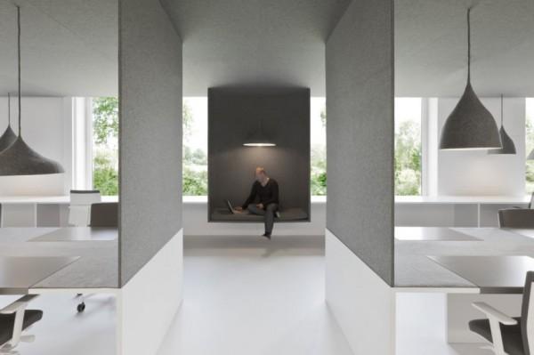 Новый офис компании Tribal DDB от i29 Interior Architects