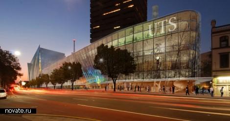 Проект расширения UTS Podium Competition от Lacoste + Stevenson