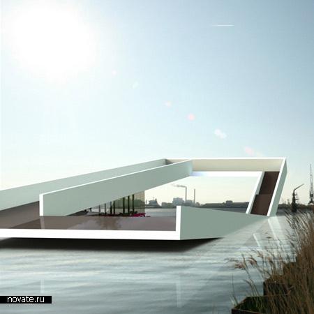 Проект Urban Beach в Амстердаме