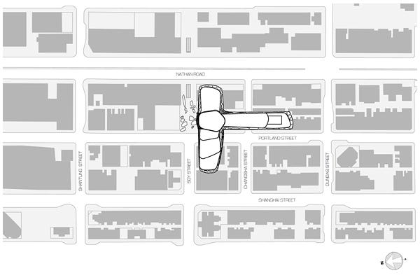 Футуристический проект ночного клуба «паразита» в Гонг-Конге от Urbanplunger