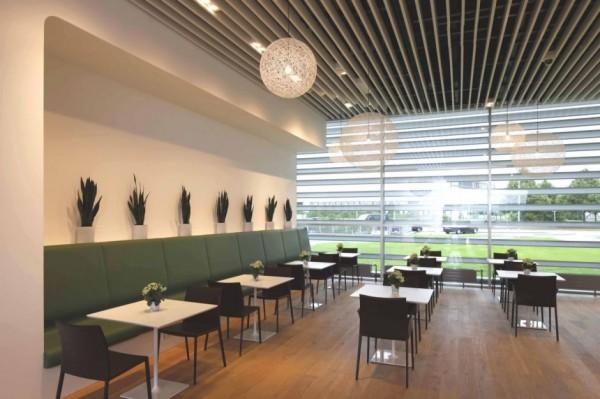 VIP WING Lounge - зона комфорта нового аэропорта Munich Airport